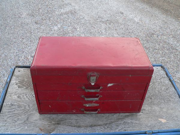 Craftsman 3 Drawer Top Box Toolbox