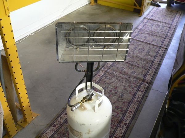 Propane Heater Attachment