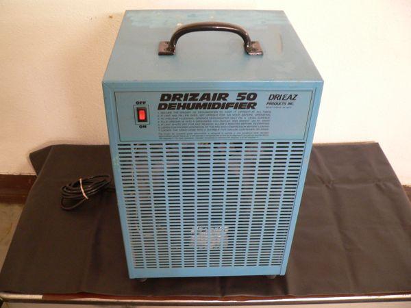 Drieaz Drizair 50 H.D. Dehumidifier