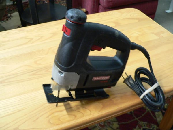 Craftsman Variable Speed Sabre/Jig Saw