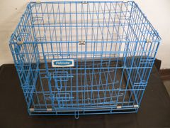 PetMate Blue Wire Kennel
