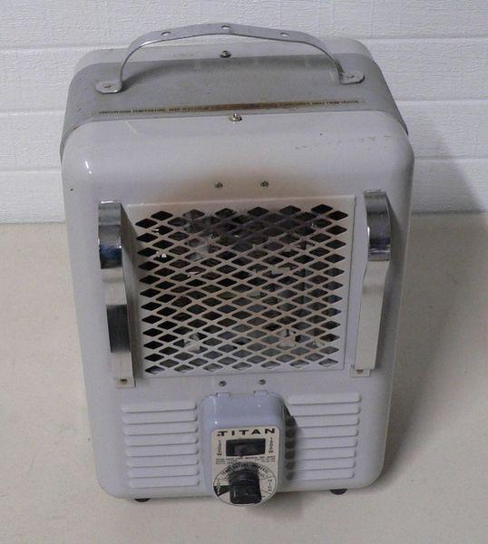 Titan T760B1 Electric Heater
