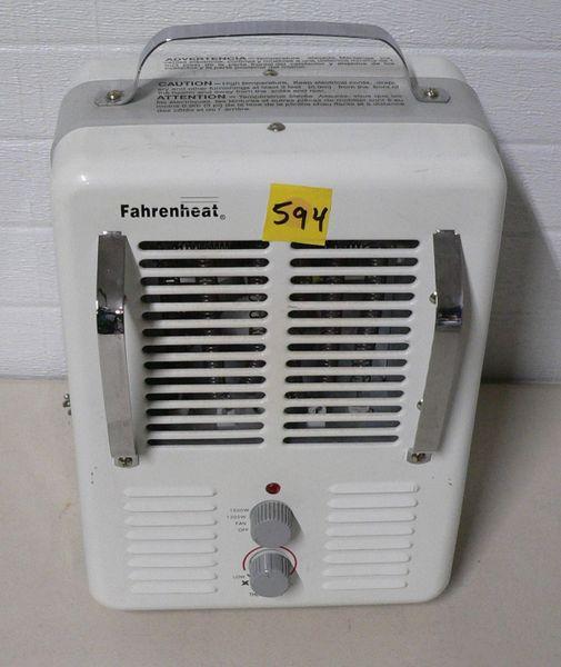 Fahrenheat Electric Heater