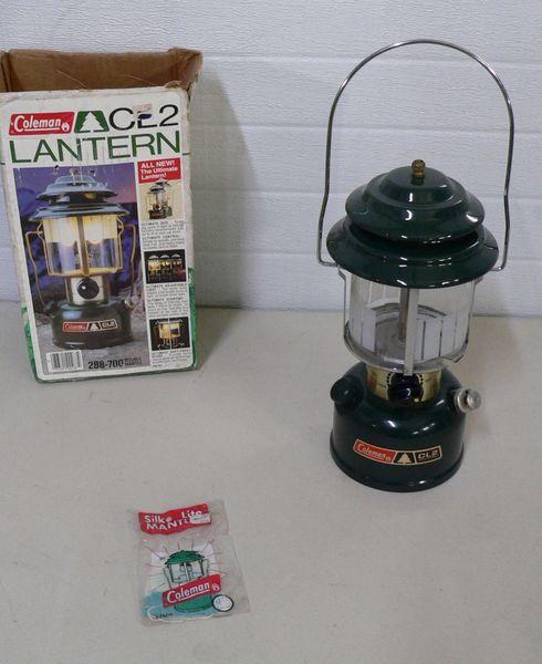 Coleman CL2 Double Mantle Lantern