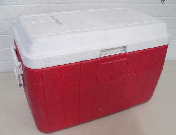 Coleman 5286 52qt Cooler with Handles