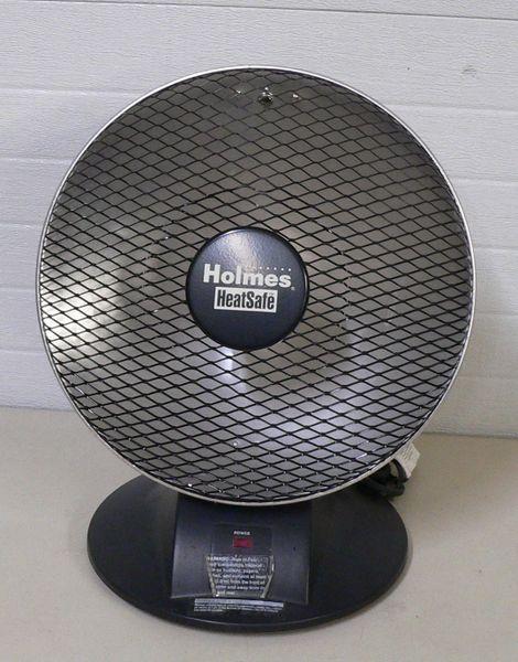 Holmes Heat Safe Electric Parabolic Heater