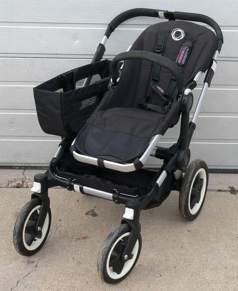 Bugaboo Donkey 2 Mono Seat Stroller