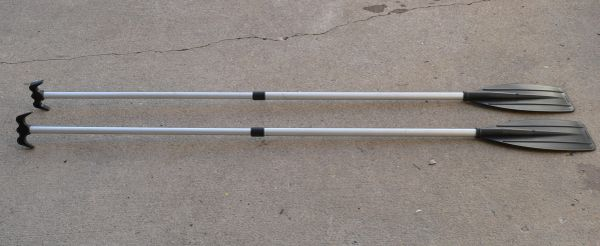 Adjustable Oars / Black