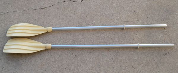 "Sevylor 60"" Aluminum Oars"