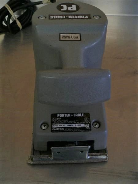 Porter Cable HD Half Sheet Sander Mo.505