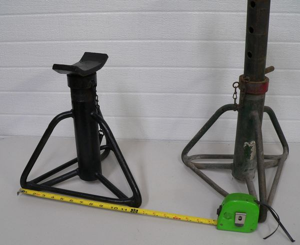 Pair of Heavy Duty Jack Stands