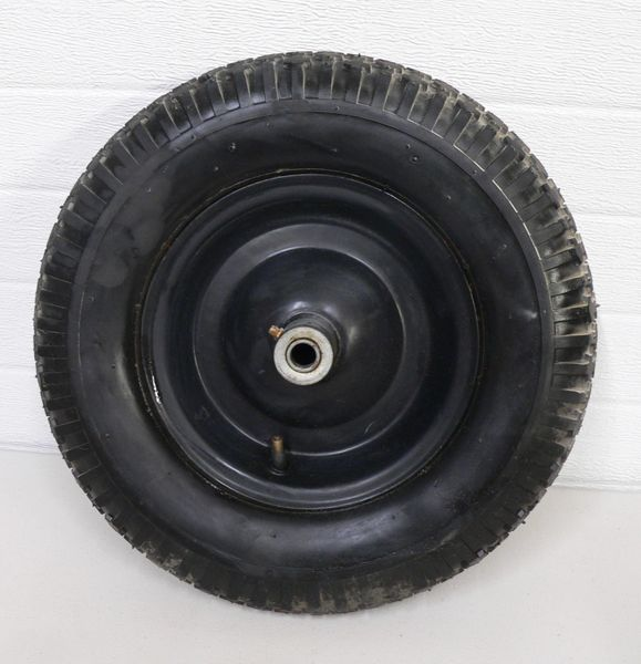 Wheel Barrow Rim/Tire