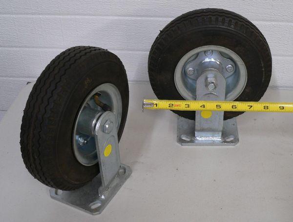 2 Cheng Shin 2.80/2.50-4 Ply Nylon Pneumatic Tires