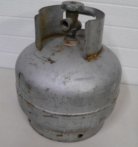 Steel 20# Propane Tank