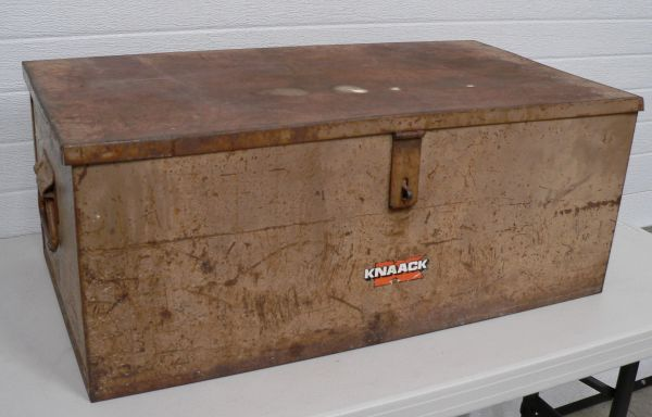 Knaack Metal Storage/Tool Box