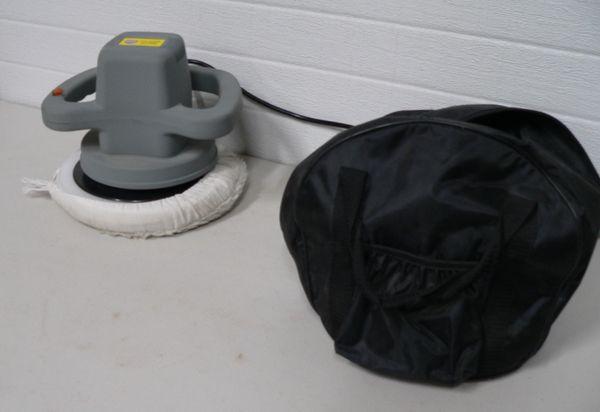 "Motorist RCP-08 9"" Buffer Polisher with Bag"