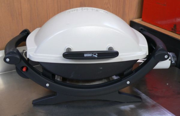 Weber Portable Propane Grill