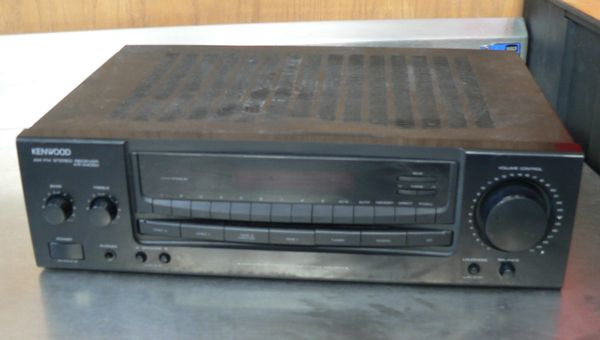 Kenwood DR-A4060 AM/FM Stereo Receiver
