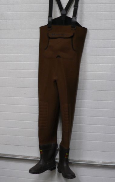 Hodgman 200 Thinsulate Chest Waders-Size 10