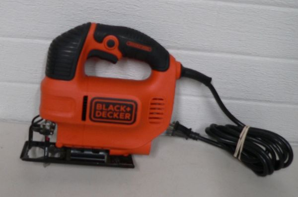 Black and Decker Variable Speed Jigsaw