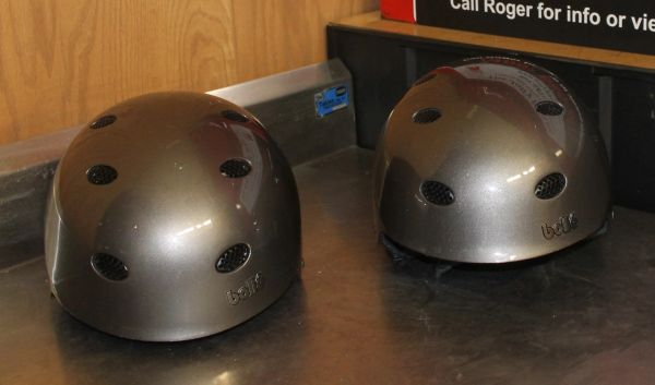 Bolle Snowboard Helmets-Size Large