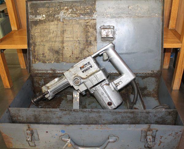 SKIL Model 728 Roto Hammer T-2