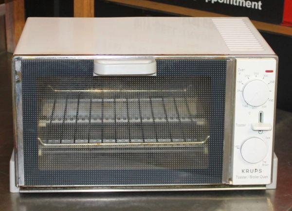 Krups Toaster/Broiler Oven