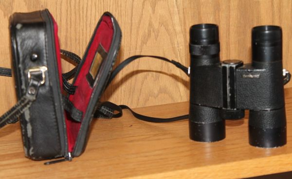 Vintage Browning 7 x 35mm with Original Case Binoculars