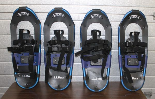 "L.L. Bean Winter Walker 22"" Snowshoes"