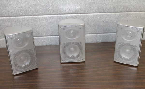 Pioneer Surround Sound Speakers with Wall Mount