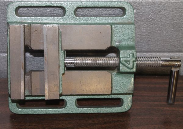 "Pitsburgh P3099 4"" Drill Press Vise"