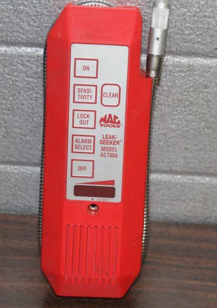 Mac AC790A AC Refrigerant Leak Seeker