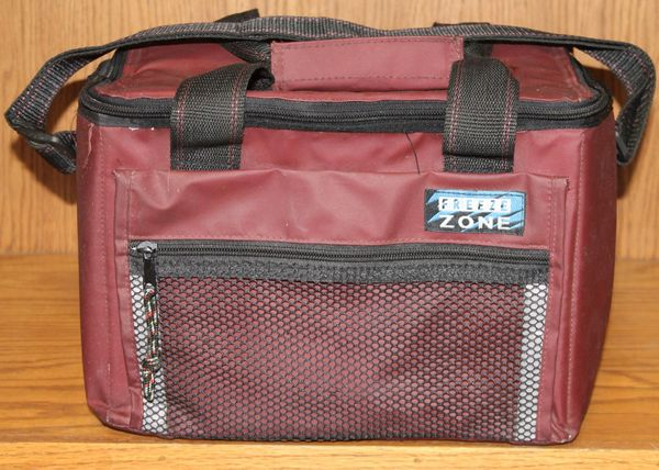 Freeze Zone Insulated Cooler Bag