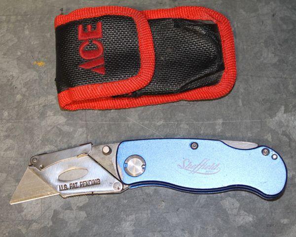 Sheffield Fold Up Razor Knife