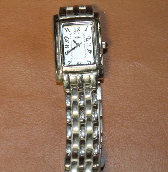 Silver Ladies Watch