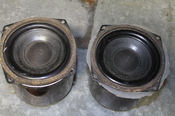 """Speakerlab M608R 5"""" Mid Range Speakers"""