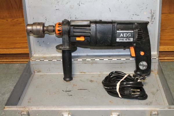 AEG PHE 16 RL Variable Speed Hammer Drill