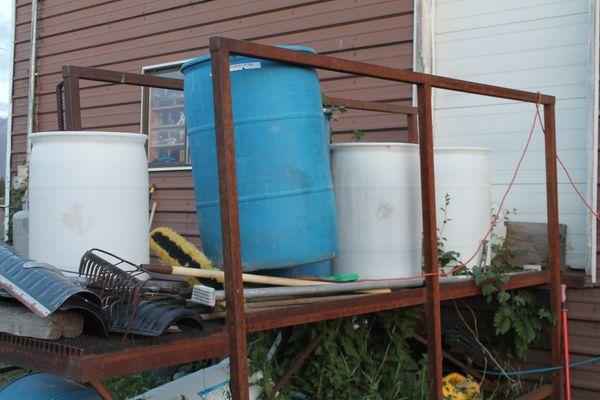 Plastic And Metal Barrels
