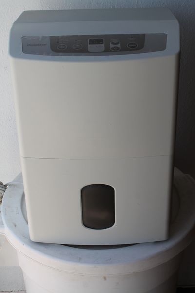 Goldstar DH40E Dehumidifier On Wheels
