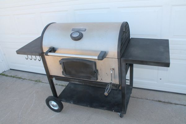 Large Perfect Flame Grill