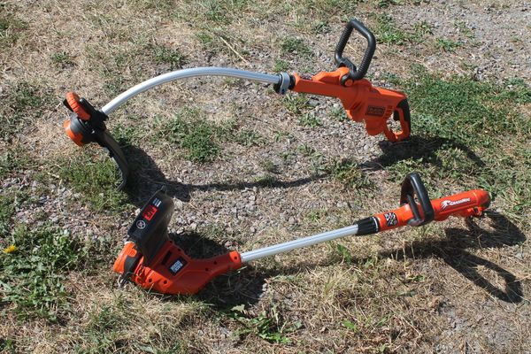 Black and Decker Electric Weed Trimmer