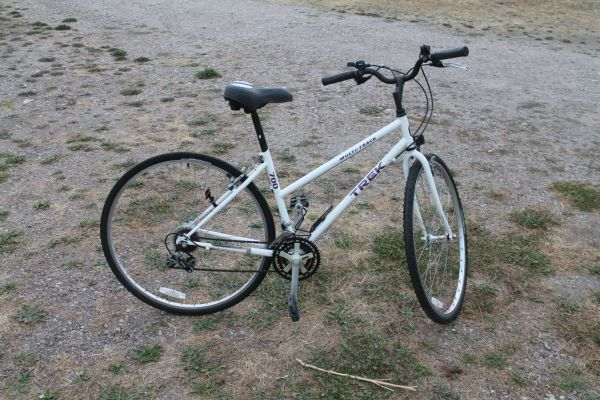 Ladies Trek 700 Multi Track 18 Speed Bicycle