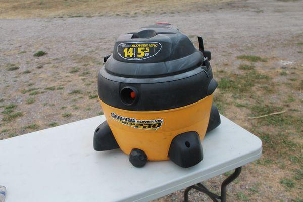 14 Gallon Shop Vac Ultra Pro Vacuum/Blower