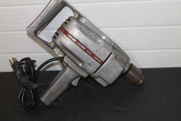 Vintage Zephyr Mo. 510 1/2'' Drill