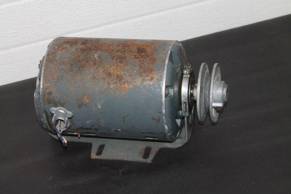 GE 1/3 H.P. AC Motor