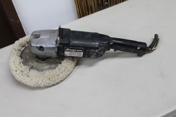 U Fix Snap On Variable Speed Polisher