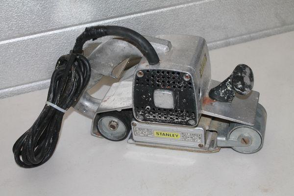 Stanley H-31A HD Belt Sander