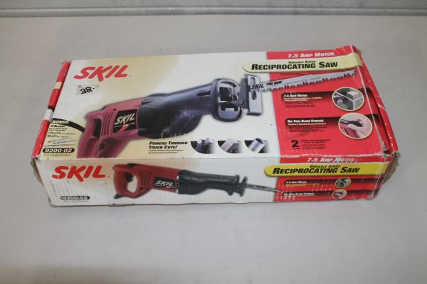 Skil 9200 Variable Speed Reciprocating Saw