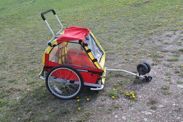 Avenir Jogging Stroller/Trailer