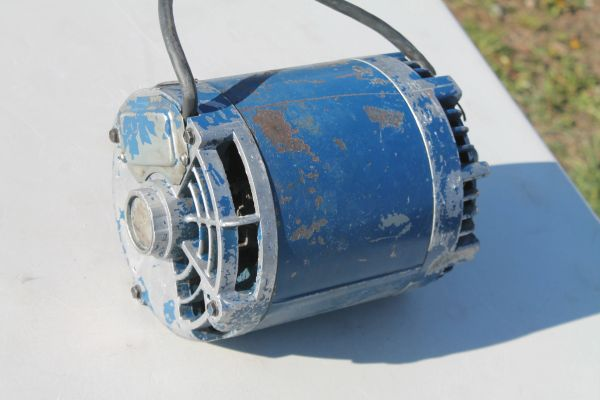 Century 1 HP Jacuzzi Pump Motor